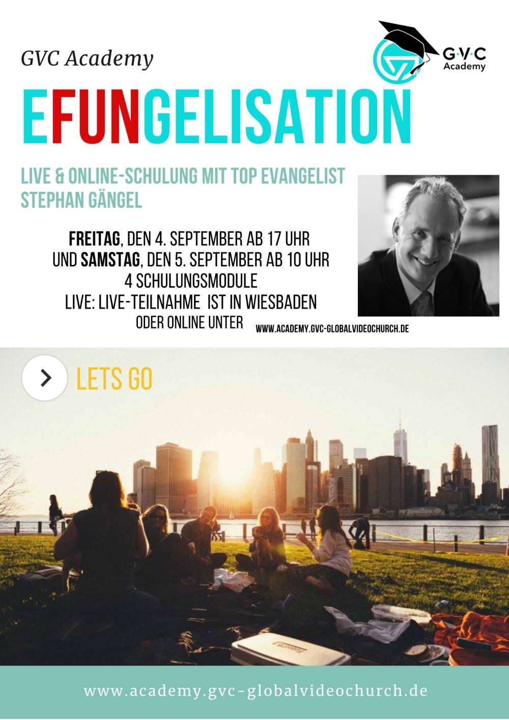 eFungelisation